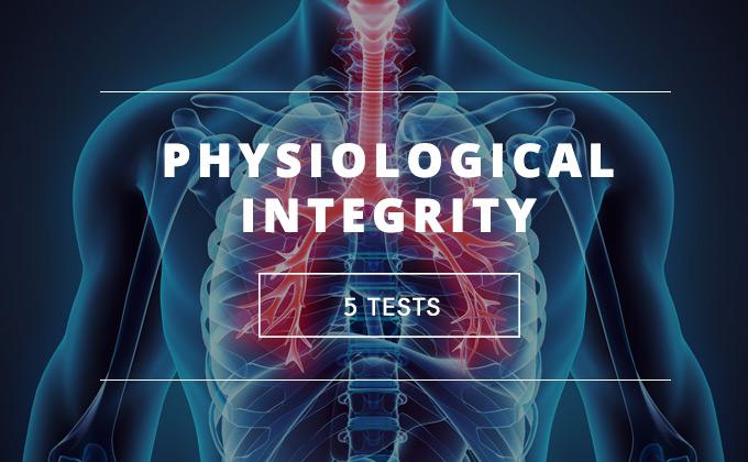 Physiological Integrity practice tests