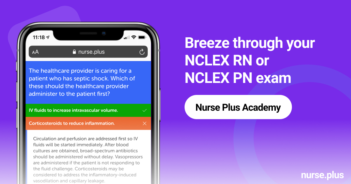 graphic regarding Printable Cna Practice Test identified as NCLEX Health and fitness Marketing and Repair Educate Check out 2019