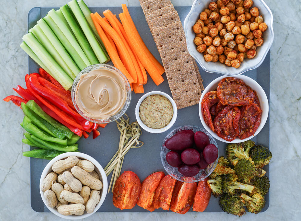 balancing snacking with good nutrition